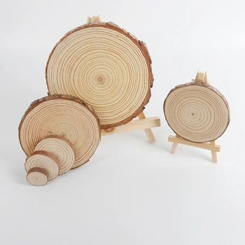 Customize Wood Slice Wholesale Classic Wood Slices Craft For Outdoor