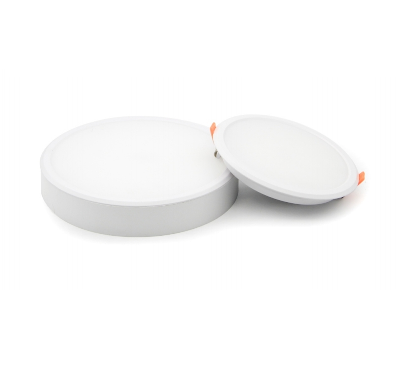 LED SURFACE MOUNTED & RECESSED PANEL LIGHT