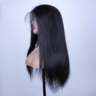 New Arrival hd lacefront wig, 13x4 hd swiss lace raw indian hair with hd closure,Pelucas Cambodian 28 Inch Lace Front Wig