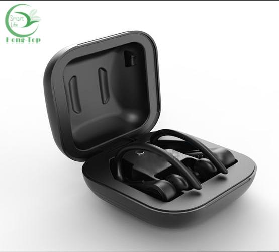 BQB1N Ear hook water proof tws wearphones wireless bluetooth earbuds - idealBuds Earphone | idealBuds.net