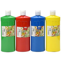 Professional Acrylic Paint Children and Adults DIY Paint Toys 24 Colors 500ml Bottled Paint