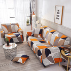 Sofa Furniture Sofa Cover Slipcovers Spandex Floral Style Modern Pattern Material Furniture Cover Sofa