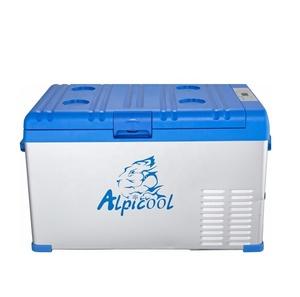 Alpicool A Series caravan fridge 12v mini deep freezer for meat 25L 30L 40L 50L 75L