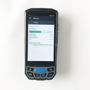 Joywell JW9050 Android 7.0 IP66 CE ROHS handheld terminal data collector barcode scanner pda with 2D HONEYWELL 6603 134.2K LF