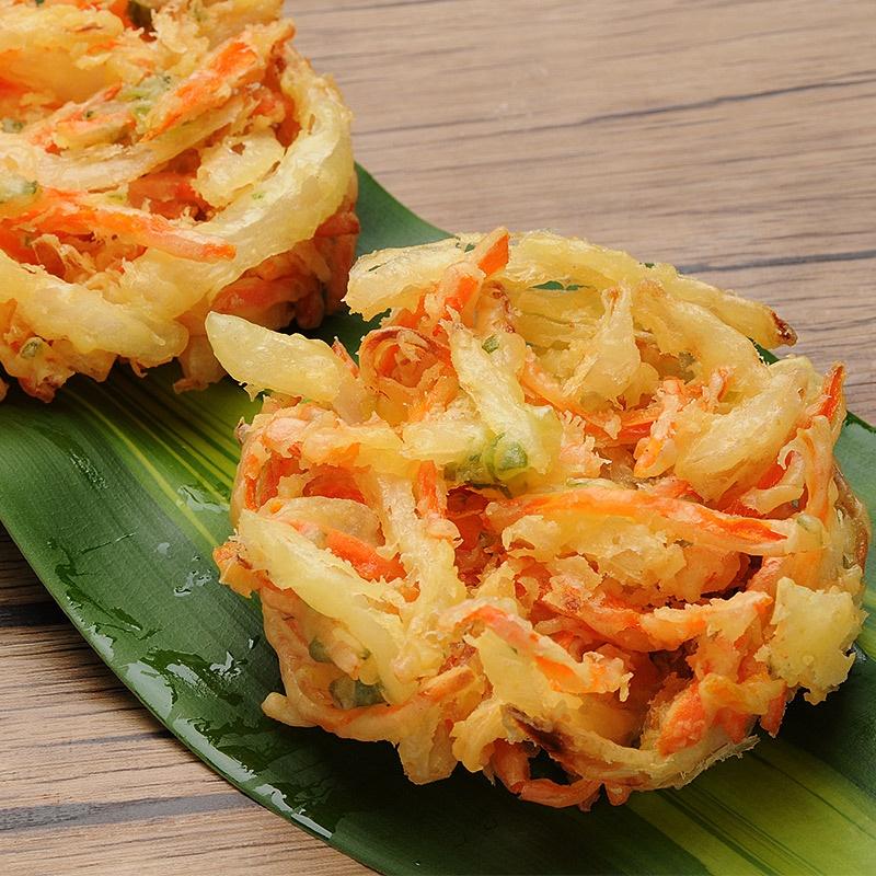 Huiyang Healthy Food Frozen Fried Vegetable Pie; instant food