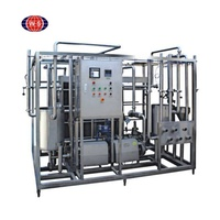 Small Capacity Milk Fruit Juice Production Plant for Sale