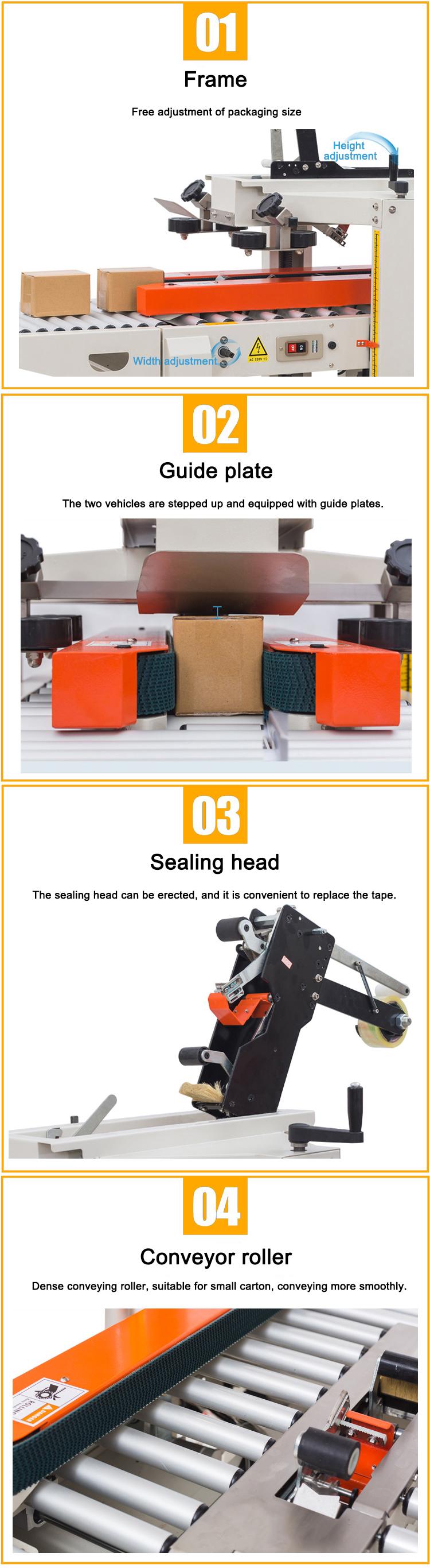 Myway ยี่ห้อ Easy อัตโนมัติ I shape กล่องด้านบนและด้านล่างรุ่น FX-50 สำหรับขายร้อน
