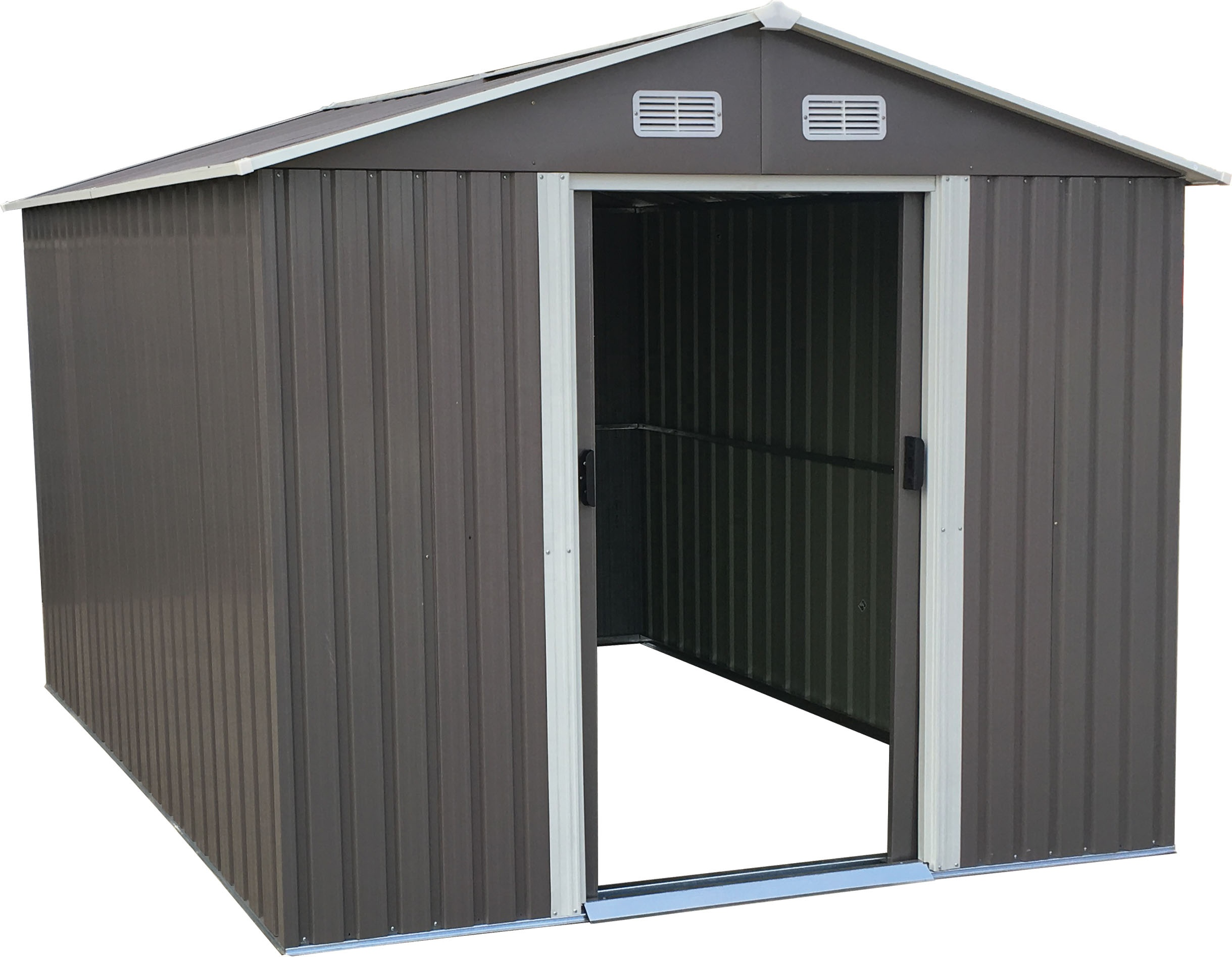 Chinese Garden Shed Sheds Outdoor Storage 10x8ft Double Door Workshop