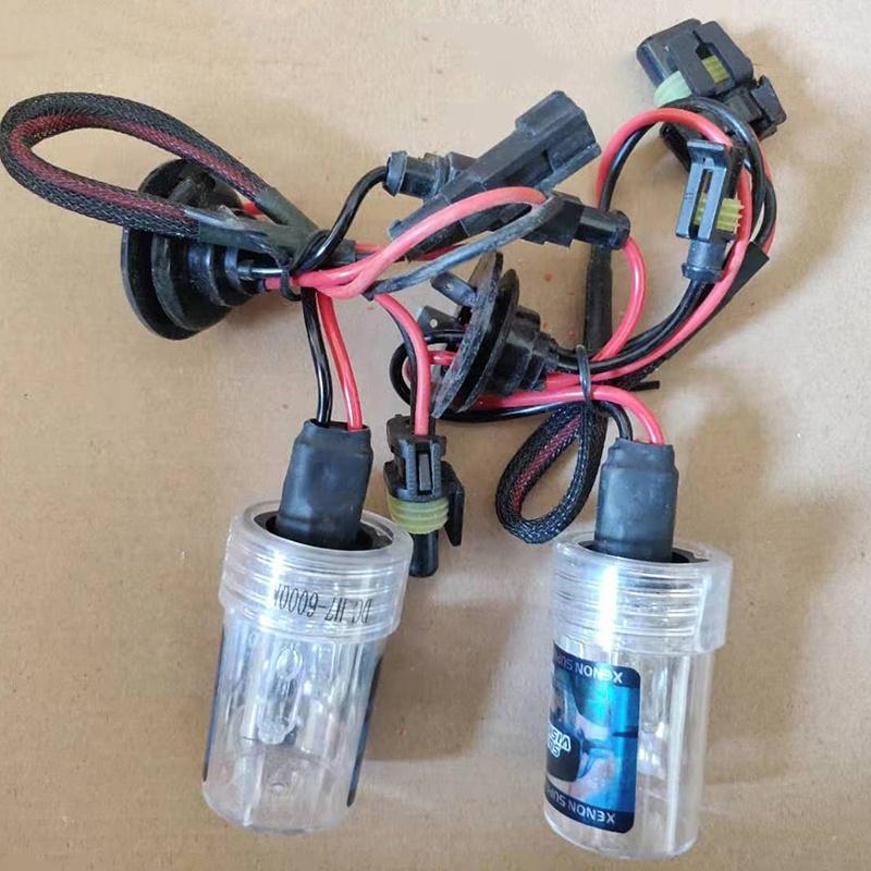 HID Xenon Lamp Auto Light  DC H7 6000K