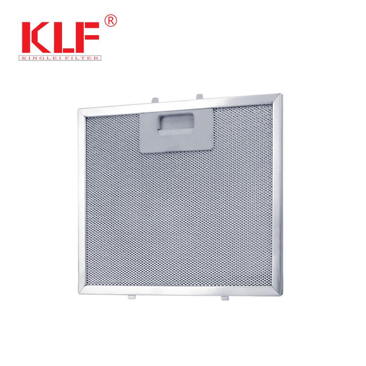KLF factory supply aluminum mesh filter