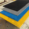Factory!!!!!!! Kangchen 68% Hole-opening rate fiberglass solid grille/water resistance steel grating/tree protection frp grating