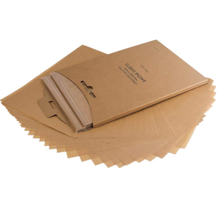 फैक्टरी अमेज़न सर्वश्रेष्ठ बेचने के लिए गैर-छड़ी सख़्त पाक चर्मपत्र कागज आधा शीट बेकिंग पैन में 12x16 कुक के लिए, सेंकना, भाप