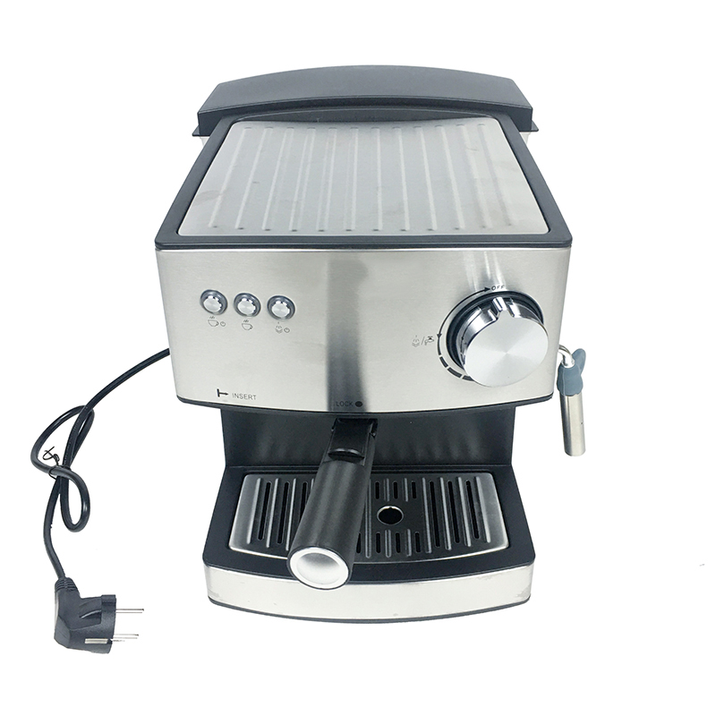 Made In China Hotsale druckguss Aluminium Legierung Kessel 15 Bar Professionelle Espresso Kaffee Maschine