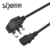 SIPU c19 to c13 power cord uk power cord computer power cord