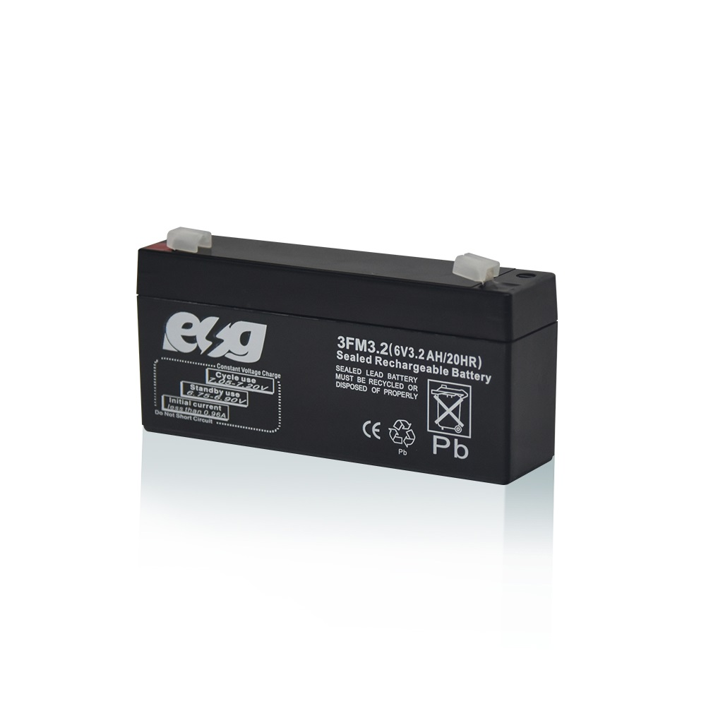 ESG for sightseeing cars 12v7ah UPS Rechargeable lead acid AGM solar battery
