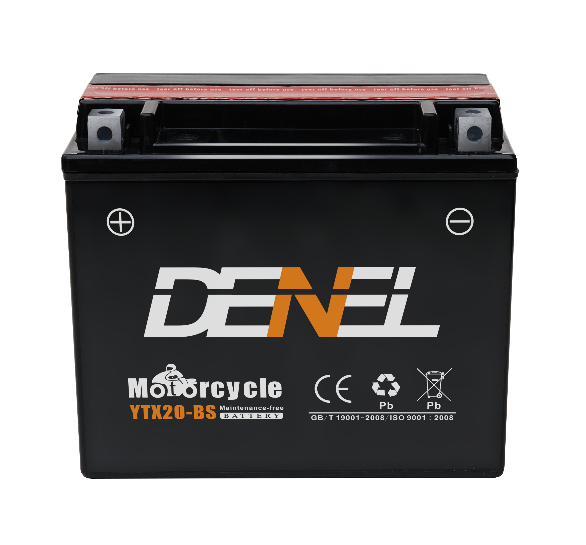 AINTENANCE FREE MOTORCYCLE BATTERY WITH ACID BOTTLE 12v 18ah MOTORCYCLE BATTERY