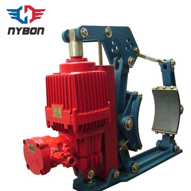 Tambor de freio hidráulico do guindaste do enrolador industrial