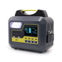 Ups power charger portable generator bank station