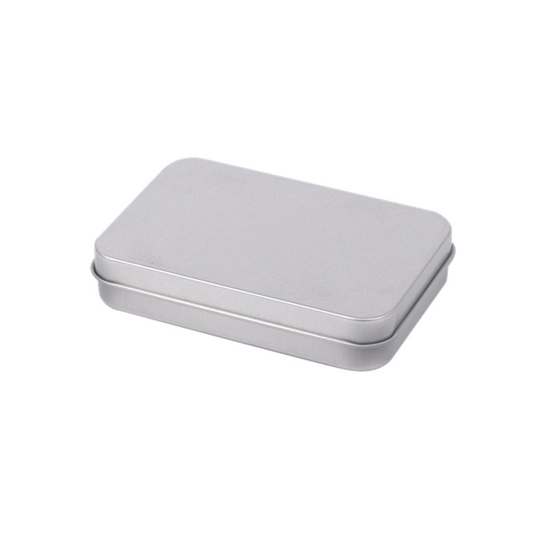 Rectangular tin boxes HOP7v small rectangular boxes