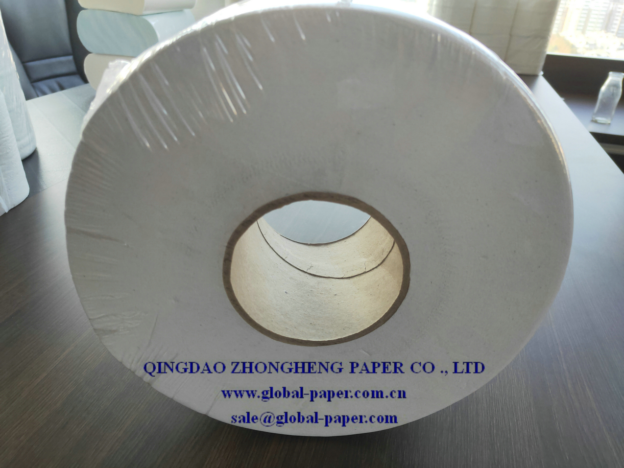 Jumbo roll Toilet Paper with good price