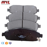 Auto Wholesale Brake Pad for JEEP Grand Cherokee