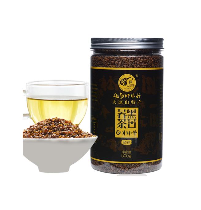 free shipping Chinese good taste organic anti diabetic buckwheat tea for diabetes treatment - 4uTea   4uTea.com