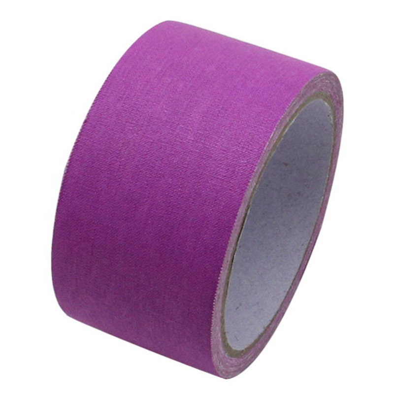 Fluorescent Cloth Duct Gaffer Tape for Party Decoration