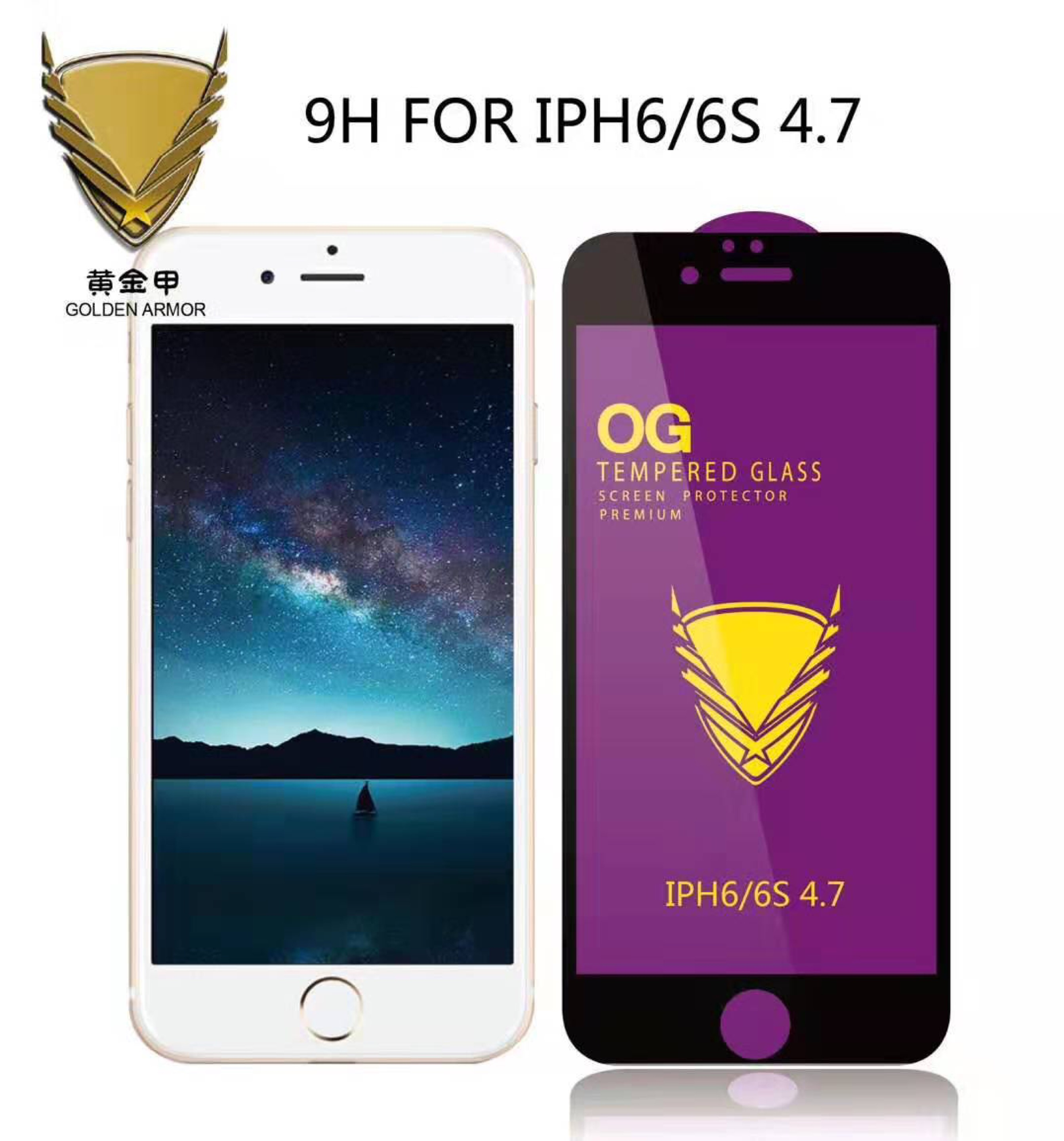 Free shipping Best Quality Original Retail Package For Apple iPhone 6g 6p 7g 8G x 11Tempered Glass Screen Protector