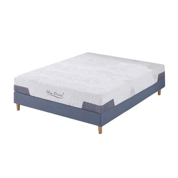 Golden furniture supplier Indian queen mattress memory foam inside 105