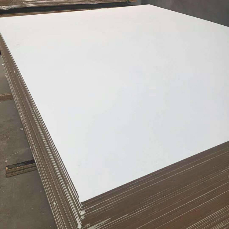 Double side 3mm gloss white blank sublimation <strong>MDF</strong> board
