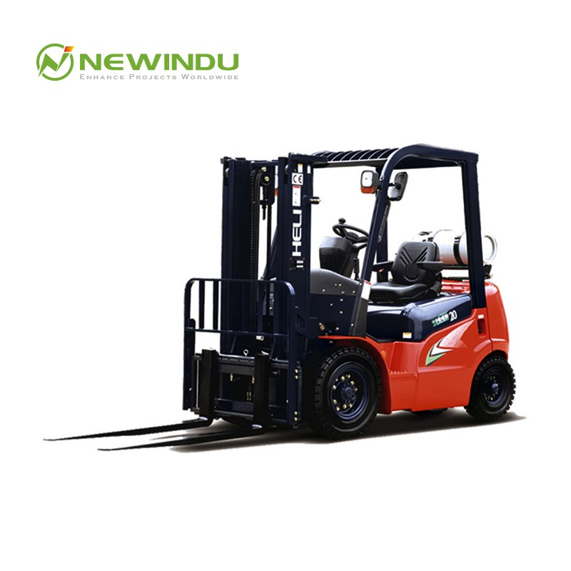 Heli CPD50 Forklift Truck Electric Mini Electric Heli Forklift