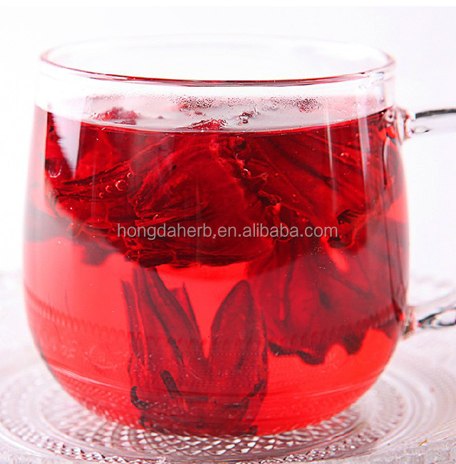 HONGDA Wholesale Roselle Hibiscus Sabdariffa Extract Roselle Extract