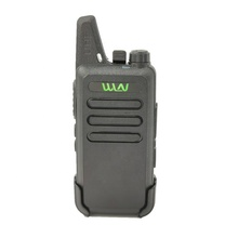 Wln KD-C1 Mini <span class=keywords><strong>Walkie</strong></span> <span class=keywords><strong>Talkie</strong></span> UHF 400-470 MHz 5W Power 16 Channel Mini Compo Radio Dua Arah radio