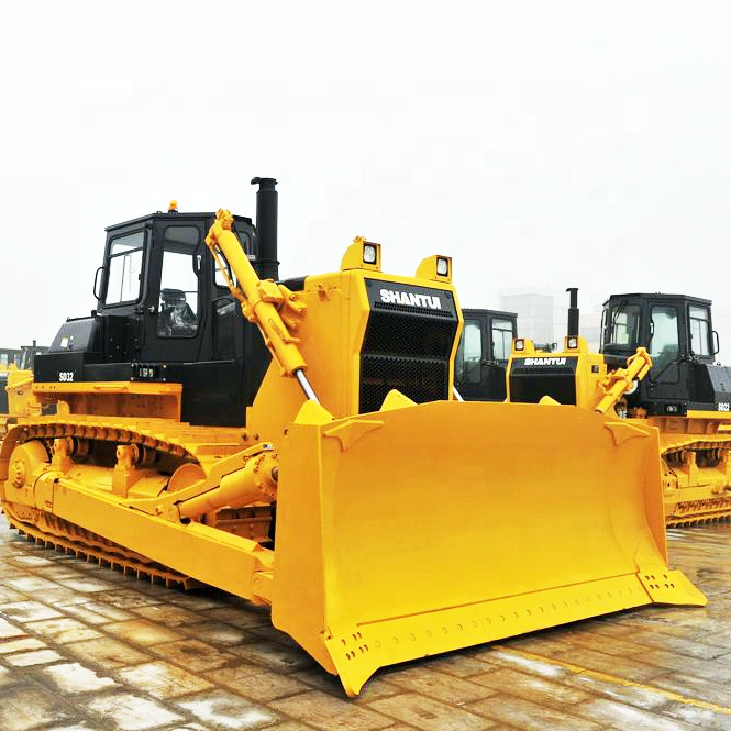 Hot Sale SD23 SHANTUI Mainan Tractor Dozer Machine