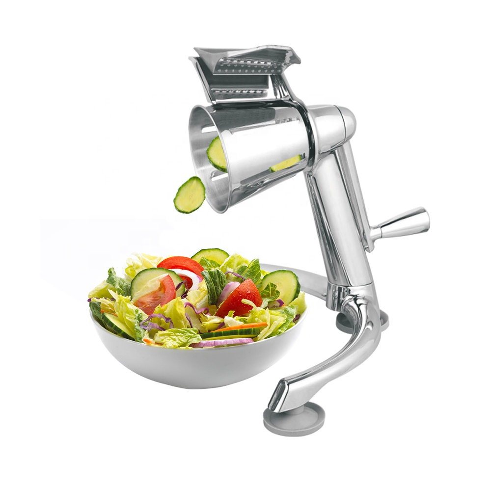 SL-005 <strong>Vegetable</strong> Fruit <strong>Vegetable</strong> <strong>Cutter</strong> <strong>Spiral</strong> Machine Food Salad Master Processor