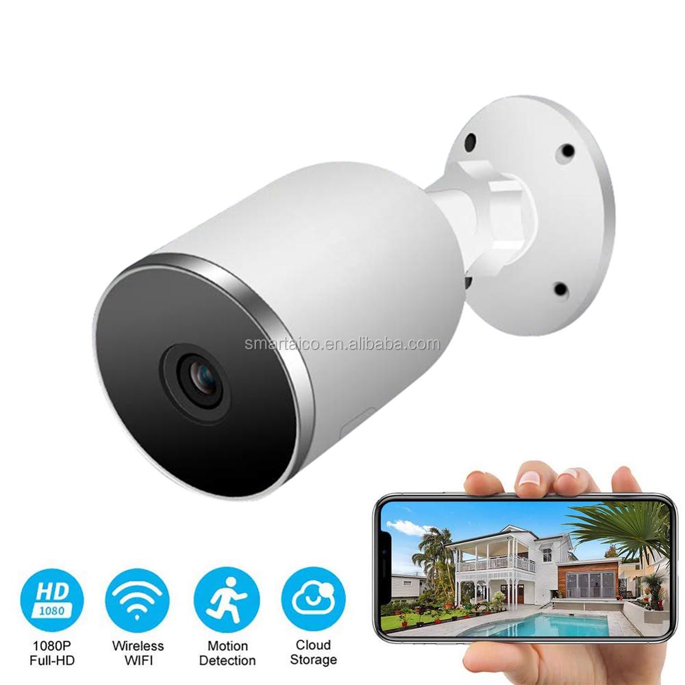 2mp alexa カメラ IP65 屋外無線 lan 弾丸カメラスマートライフチュウヤスマート互換