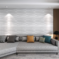 Brick Interior decorative 3d Wall Panels for tv background