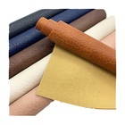 Tannery produces popular pvc pu synthetic leather for handbags material fabric