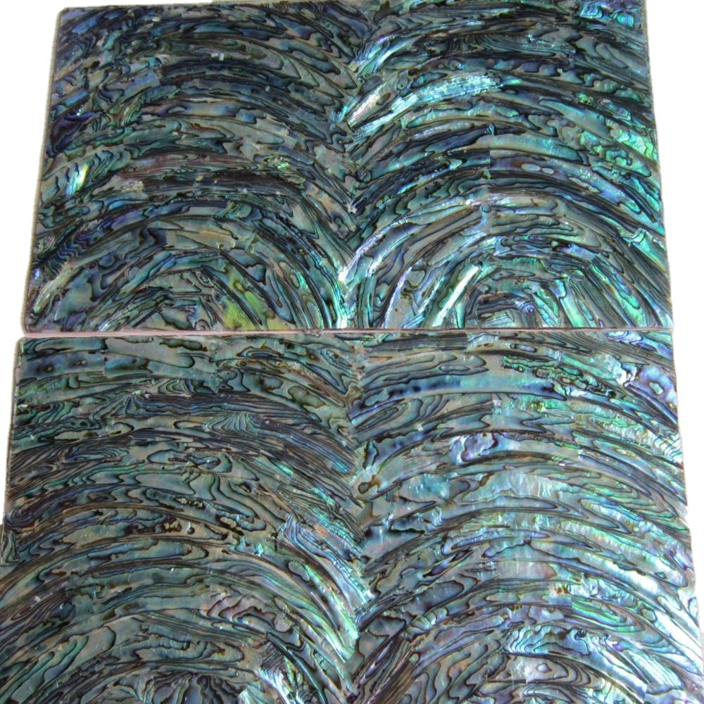 Green Abalone Shell Paper Self Adhesive