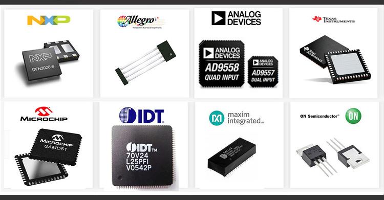 Originele Nieuwe ATSAMD20J16A-CUT Ic Mcu 32BIT 64KB Flash 64 Ufbga In Voorraad