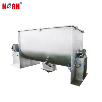WLDH -8 Industrial food powder ribbon mixer machine