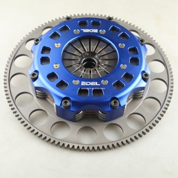 High Performance Racing Clutch Lancer Evo 1992-1996 4G63 4Cylinder EVO 1-3 (JDM VERSION)185MM Twin Plate Clutch Kit