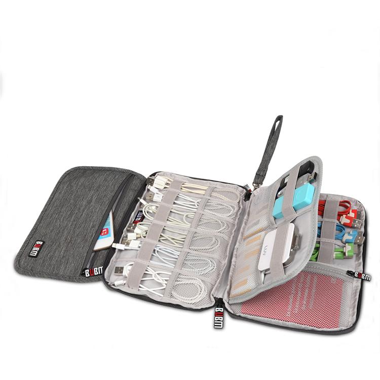 BUBM marke reise usb kabel tasche tragbare elektronische zubehör reise veranstalter