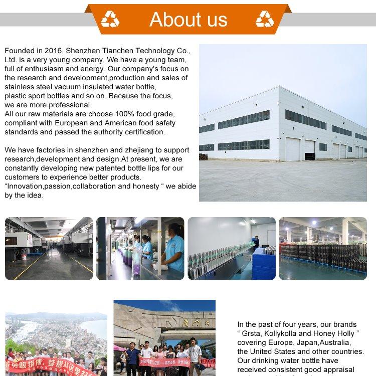 จีนโรงงานขนาดใหญ่ราคาที่ดี Zojirushi ขวดน้ำทำใน