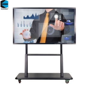 EKAA School digital lcd interactive touch panel teching smartboards