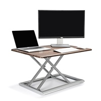 High Quality Flexible Aluminum Alloy Base Portable Height Adjustable Folding Laptop Table Stand