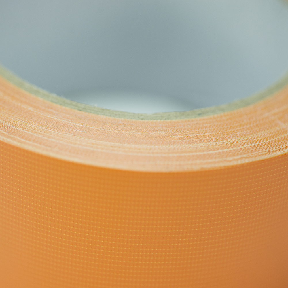 Food Grade High Temperature PTFE Glass Cloth Fabric Heat Seal Tape/Neon custom duct tape