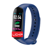 LICHIP L210 smart bracelet watch wristband montre fitness tracker band M3 m3s m4 m2 plu smartwatch LICHIP L210 smart bracelet