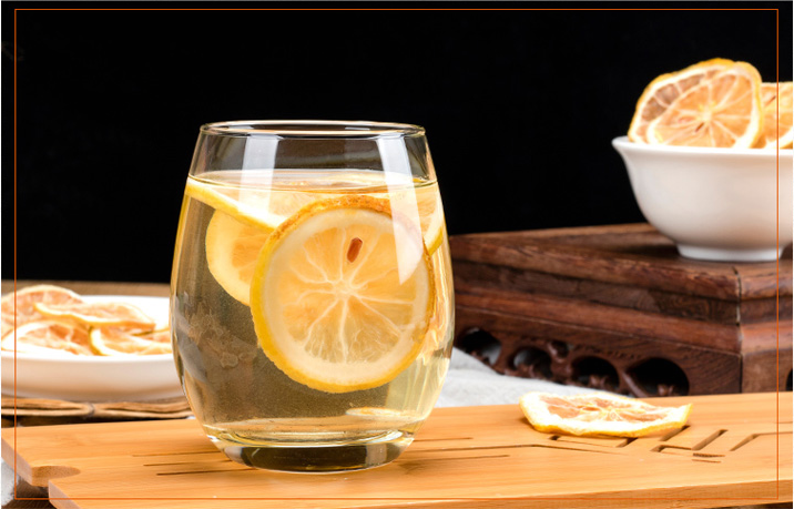 Chinese Lemon Slices Dried Lemon Tea - 4uTea | 4uTea.com