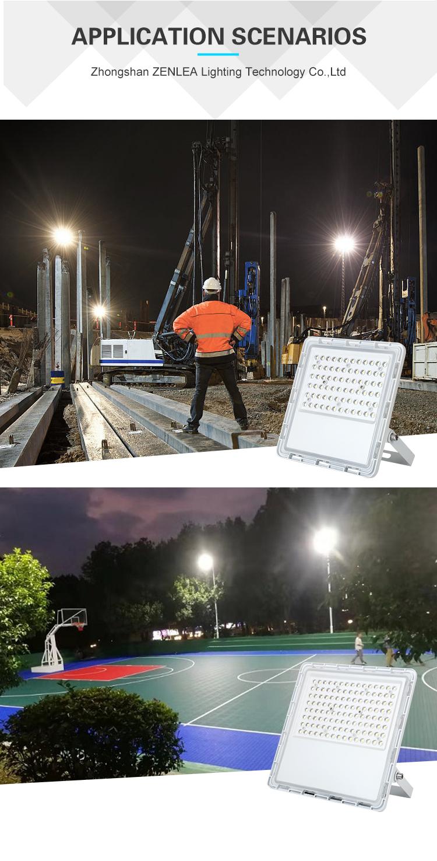 Stadion beleuchtung im freien wasserdichte ip66 smd 30w 50w 100w 150w 200w led flutlicht